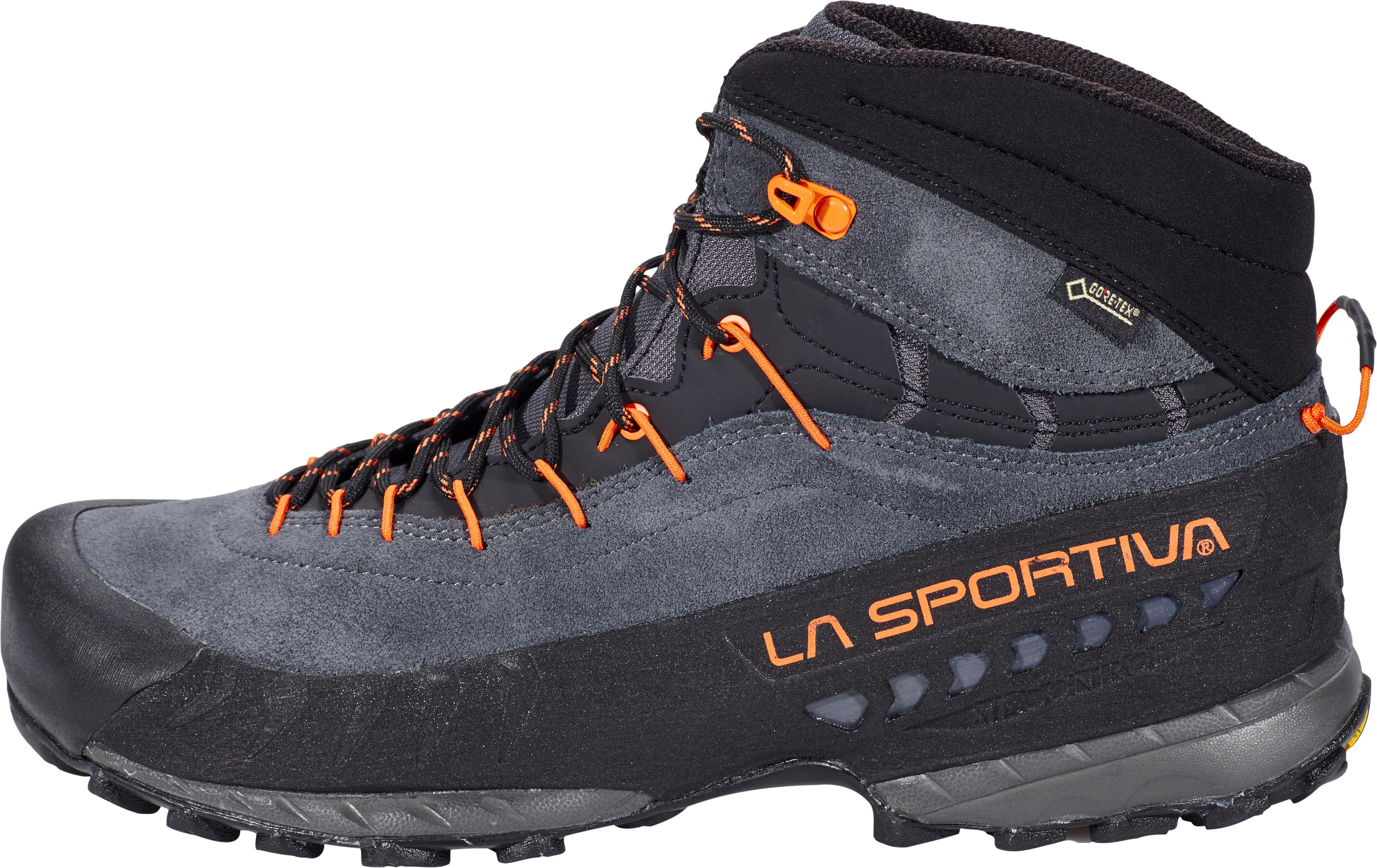 0ca7007be4 La Sportiva TX4 GTX Mid Shoes Men grey at Addnature.co.uk